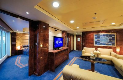 Yacht Club Executive und Family Suite YC2