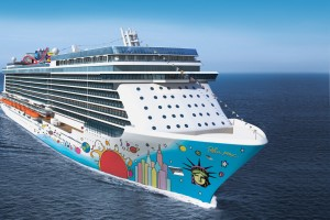 Norwegian Cruise Line Breakaway