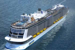 Rendergrafik der Quantum of the Seas