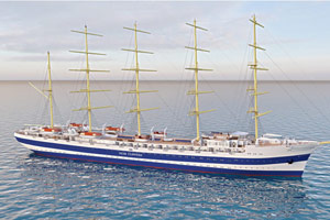 Neubau Star Clippers