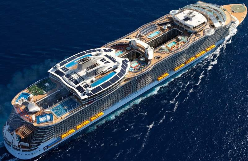 Harmony of the Seas - Oasis-Klasse