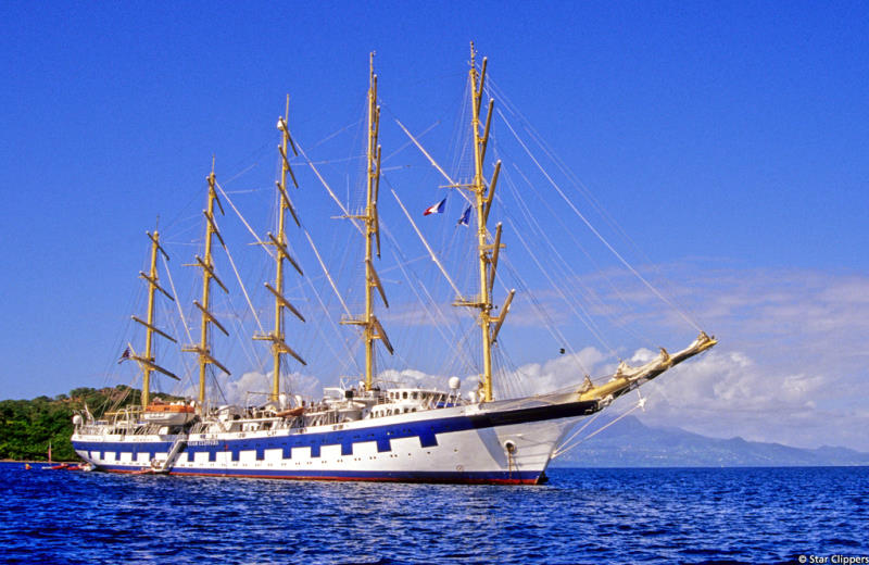 Segelschiff Royal Clipper