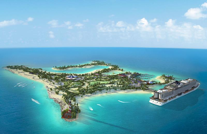 Ocean Cay Privatinsel