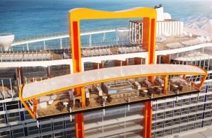 Celebrity Edge - Magic Carpet