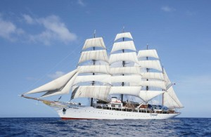 Sea Cloud Aussenansicht