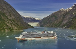 Norwegian Joy Alaska